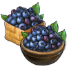 10 Blueberries