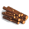 Bundle of logs